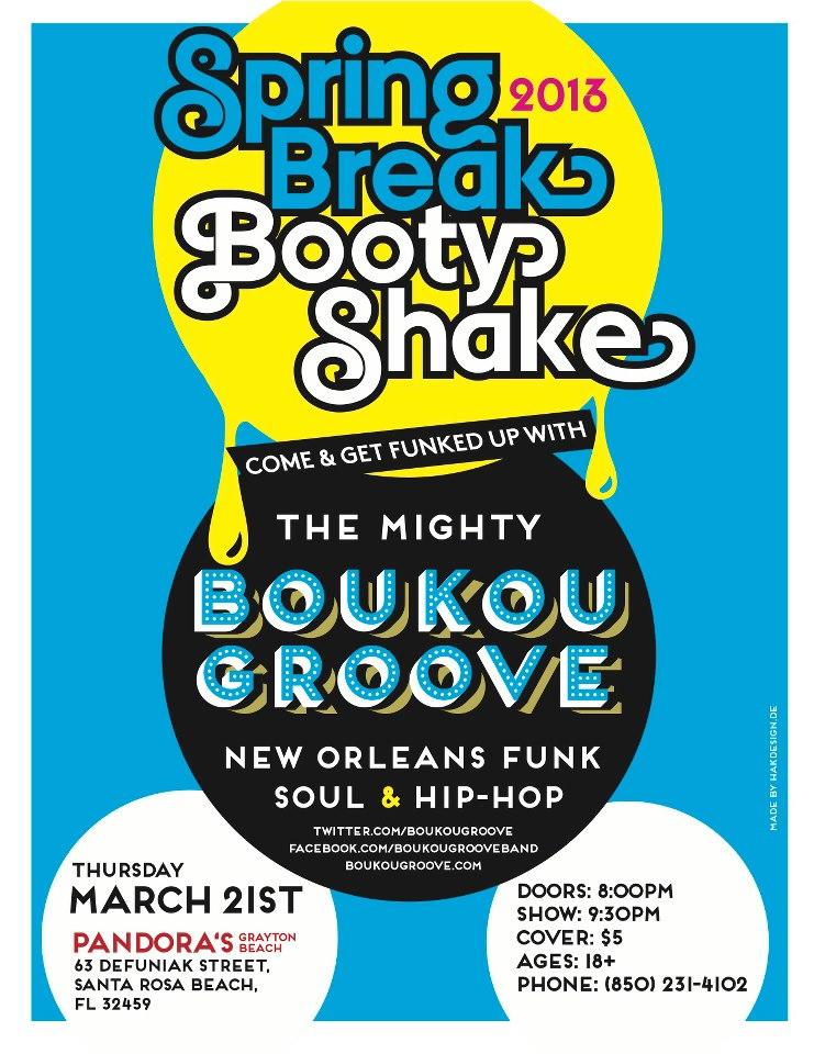 Spring Break Booty Shake!