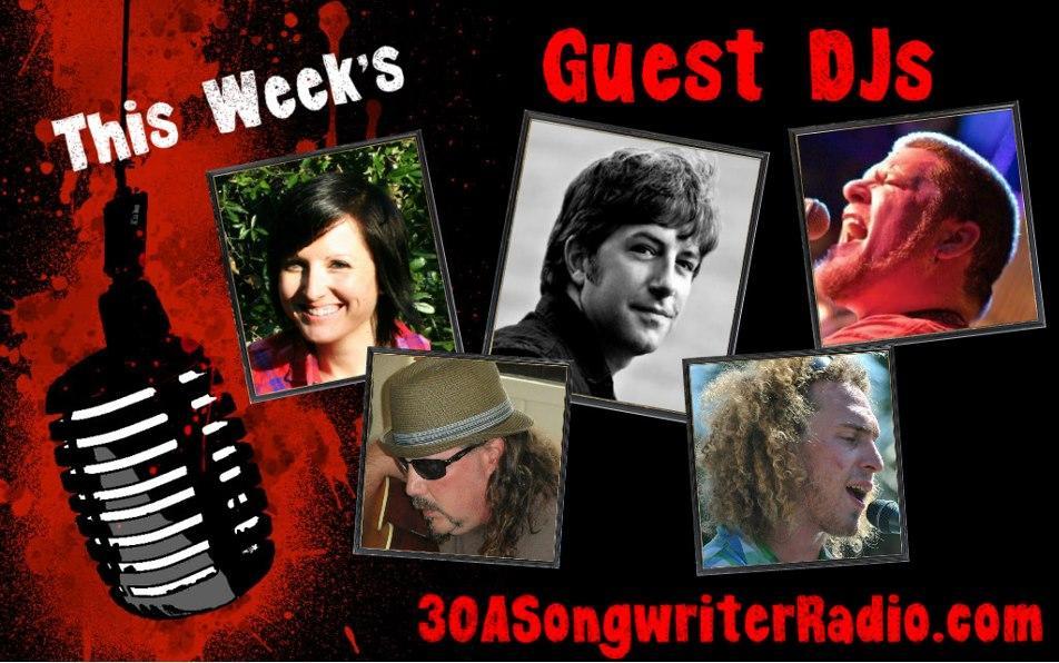 Guest DJs Week of 3-15-13