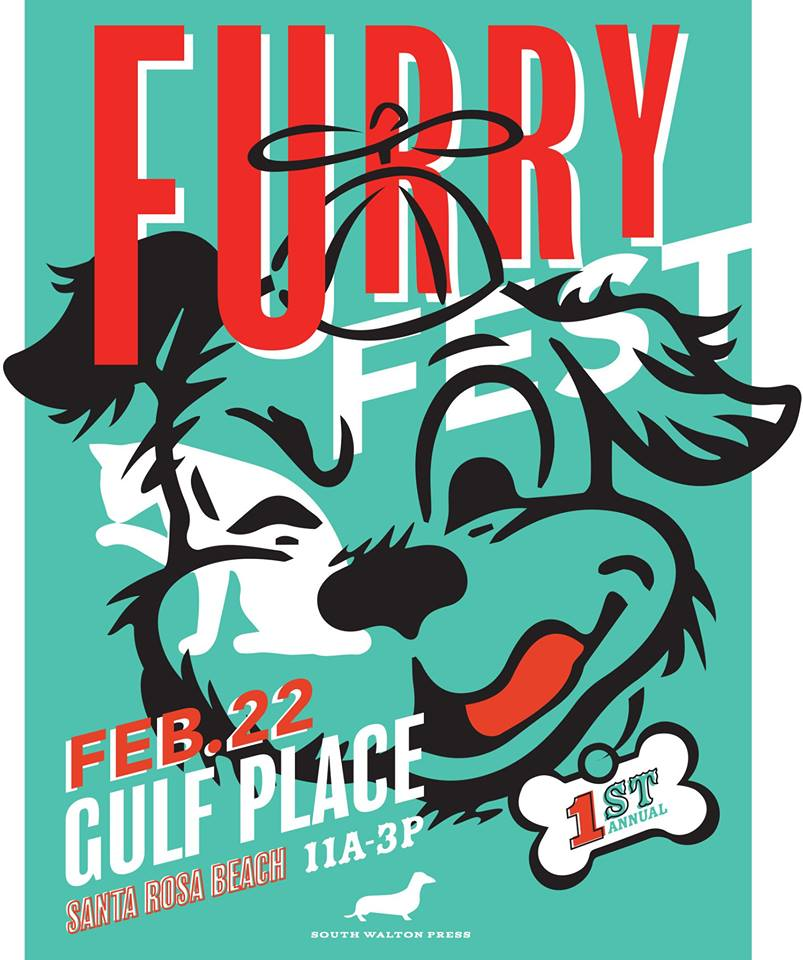 Furry Fest Poster