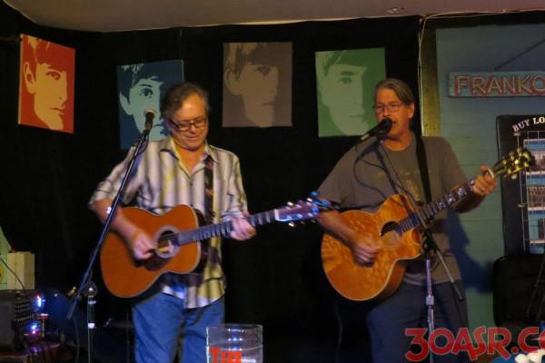 Bill & Fritz at Shortys!
