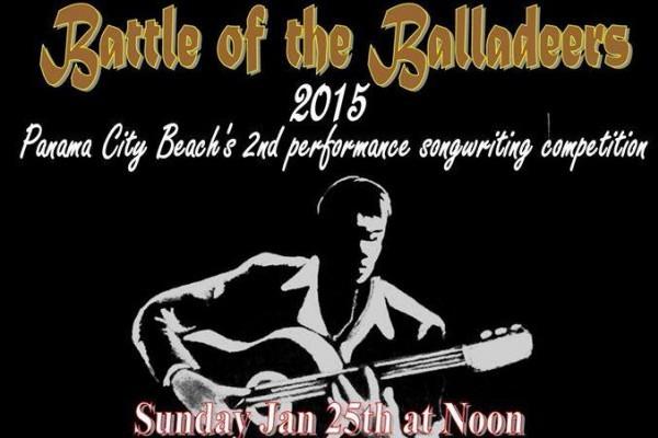 2015 Battle of the Balladeers!