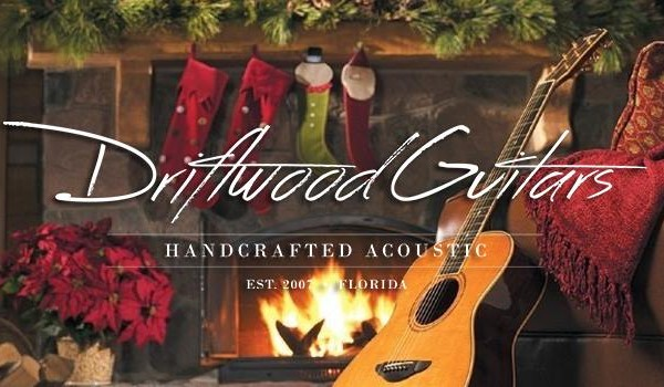 Driftwood Guitars to Donate Instruments