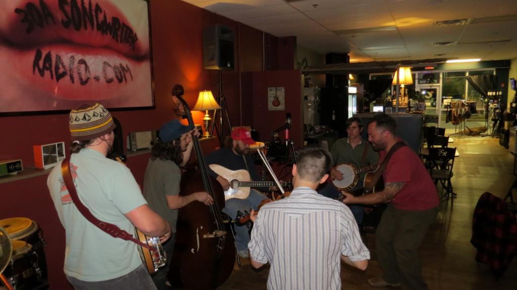 Dismal Creek's Bluegrass Jam