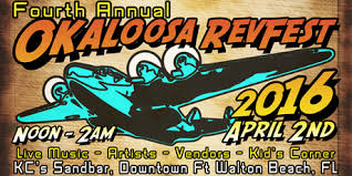 Okaloosa RevFest Preview