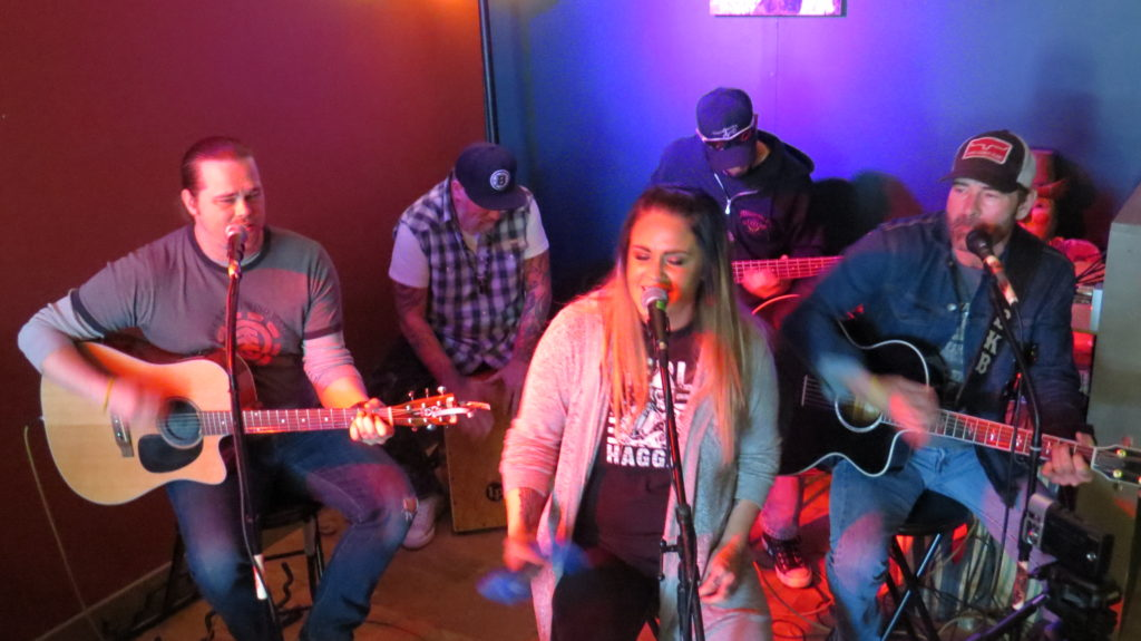 The Natalie Brady Band - The Future of Real Country