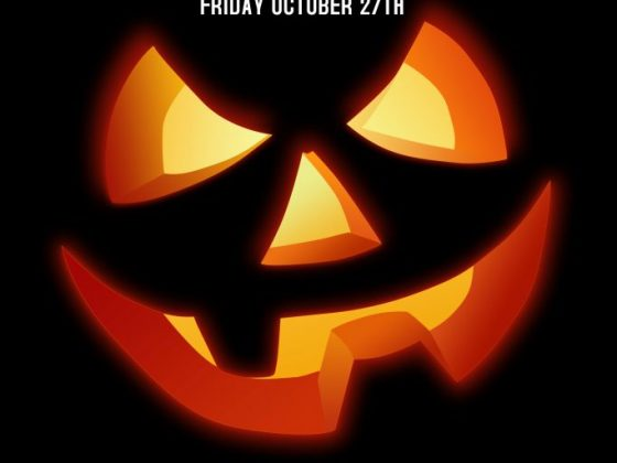 Copy of Editable Halloween Poster Template