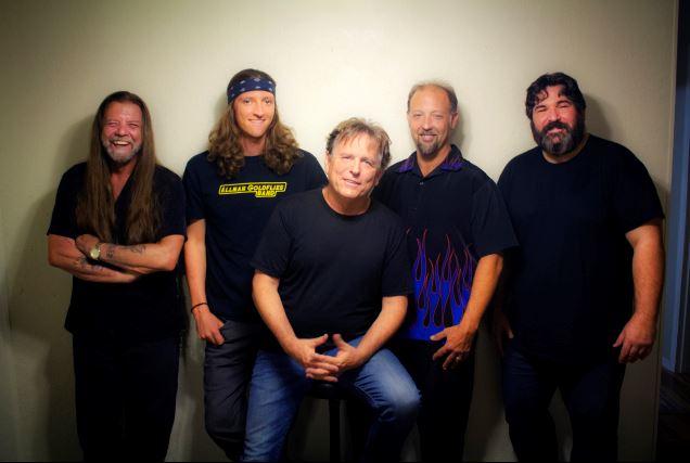 Allman Goldflies Band Launches Tour