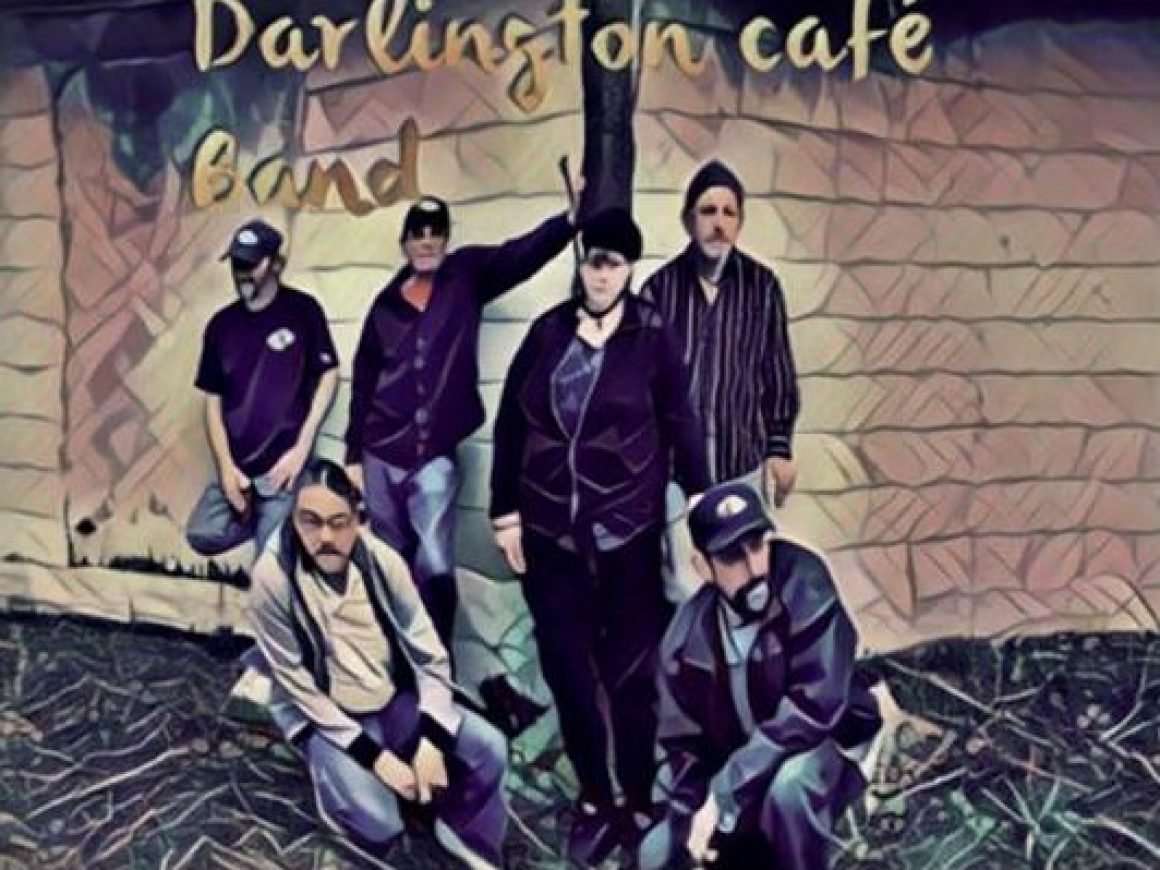 darlington cafe band