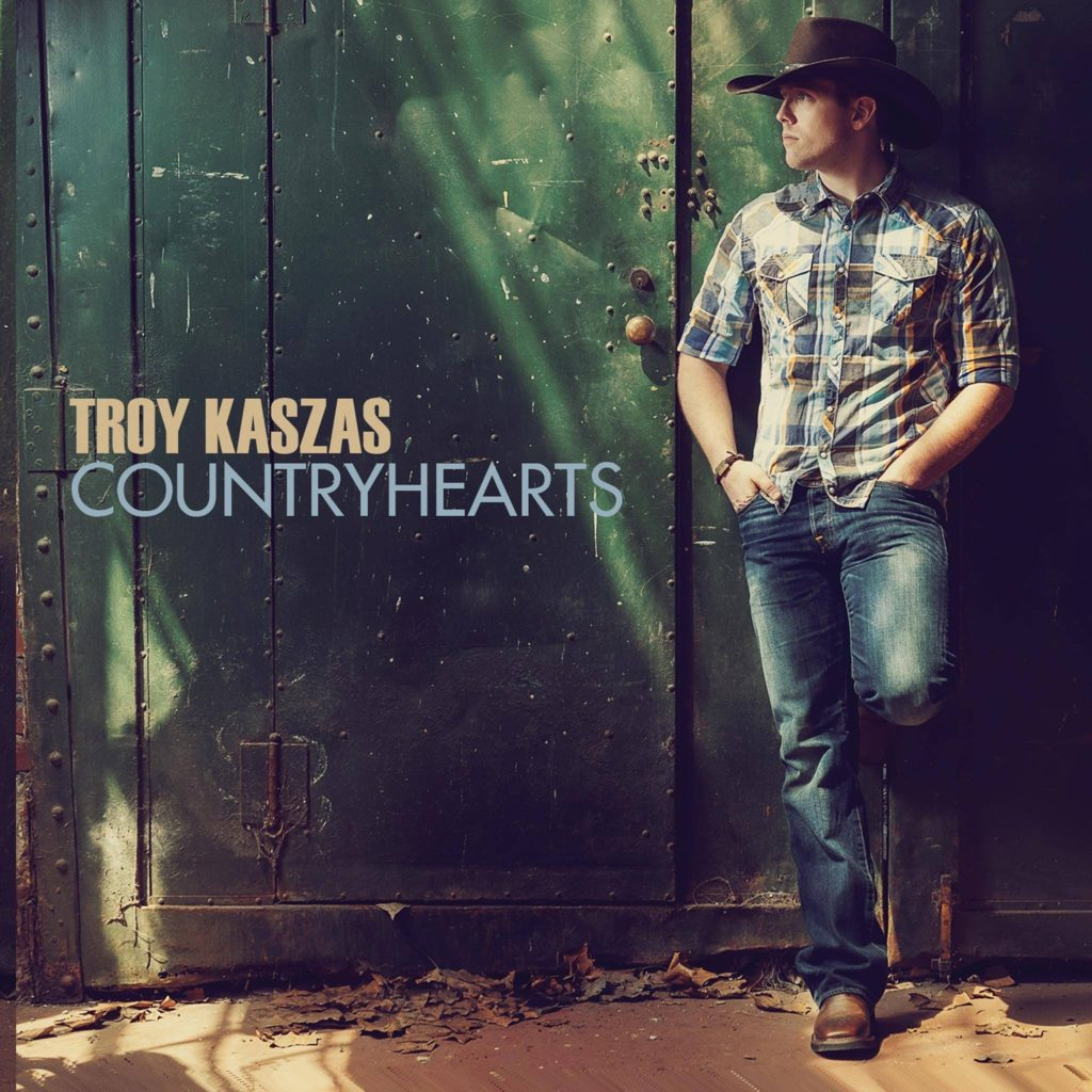 Troy Kaszas releases Country Hearts