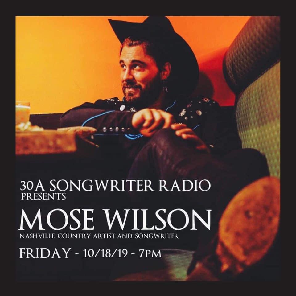 mose wilson live